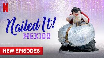 Nailed It! Mexico: Season 2