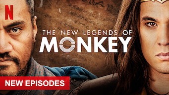 The New Legends of Monkey: Season 2